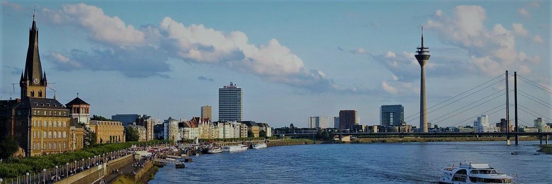 Dusseldorf-panorama