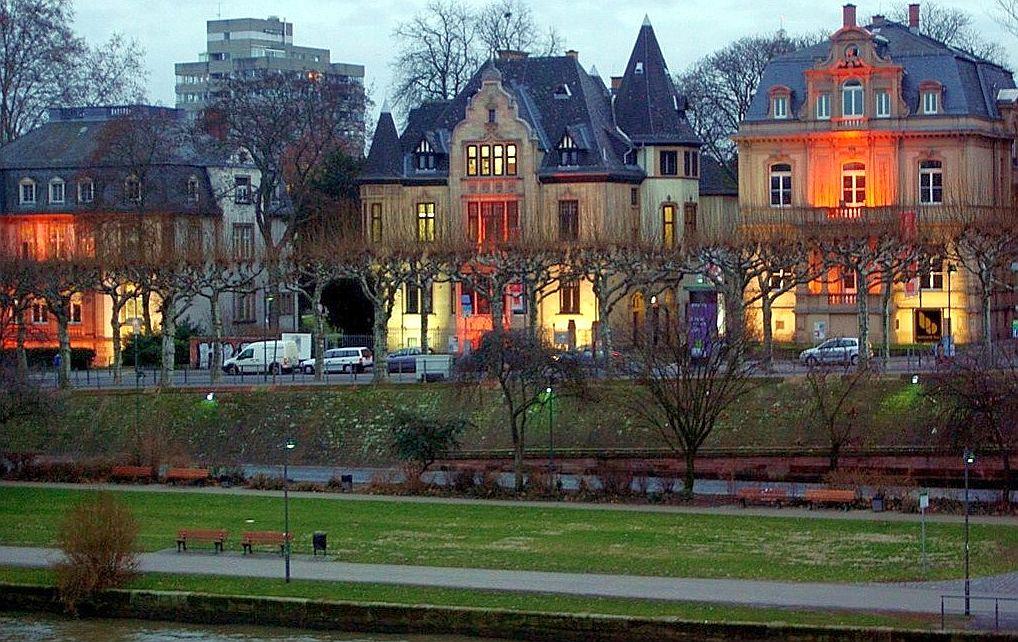 Frankfurt-museums