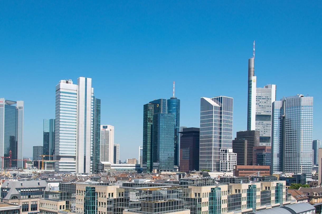 Frankfurt-Bankenviertel